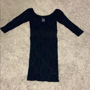 Bebe black cocktail/party dress